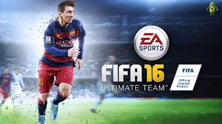FIFA 16 Ultimate Team (iOS/Android) Online Multiplayer Gameplay