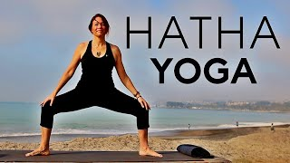Hatha Yoga 1 hour full class With Fightmaster Yoga