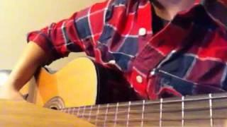 Ngoi hat ca benh bong guitar