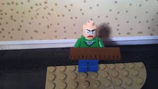 Random Encounters Baldi's Basics the Musical - Lego version