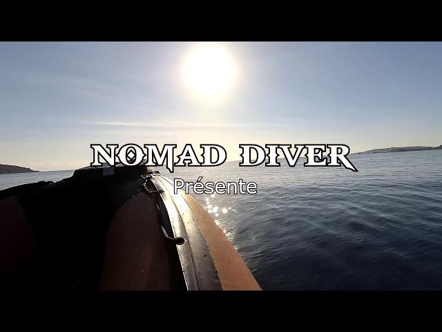 Plongée en Corse à EL TORO by Nomad Diver