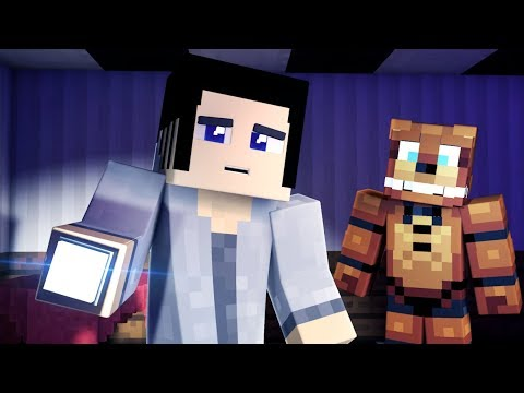 Minecraft FNAF Factory - TRAPPED WITH FREDDY!! #1 | Minecraft Scary Roleplay