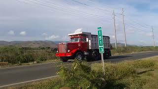 Autocar DK34 Summit Dump Truck