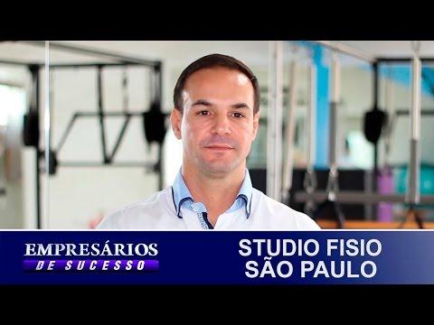 STUDIO FISIO SÃO PAULO, EMPRESÁRIOS DE SUCESSO