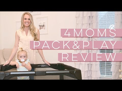 Baby Gear - 4Moms Playard Pack N Play Product Review