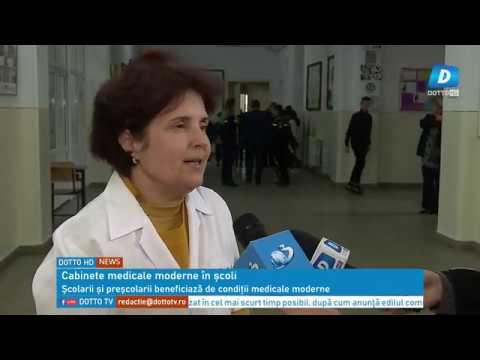 Cabinete medicale modernizate, în școlile constănțene!