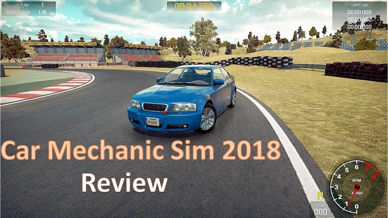 Car Mechanic Simulator 2018 Review Youtube