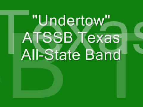 """Undertow"" 2009 ATSSB Texas All-State Band"