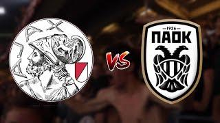 Ajax Amsterdam - PAOK 3-2 (CHAMPIONS LEAGUE QF3) [13-08-19]