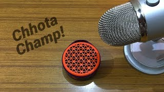 Logitech X50 Sound Test & Review (Hindi), This Bluetooth Speaker is still worth buying in 2018 ??