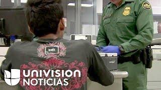 Presentan demanda contra agencias federales por detener a jóvenes indocumentados de forma ilegal