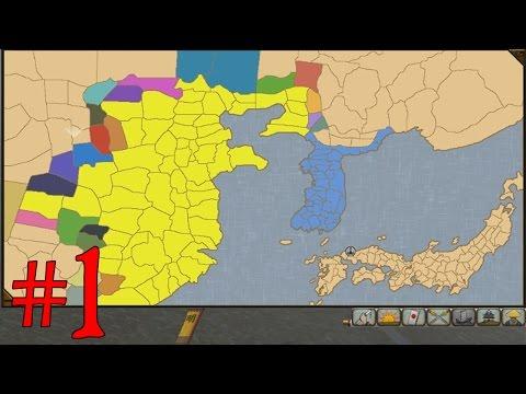 Обзор мода Morning Sun - [Shogun 2: Total War] - Китай и Корея