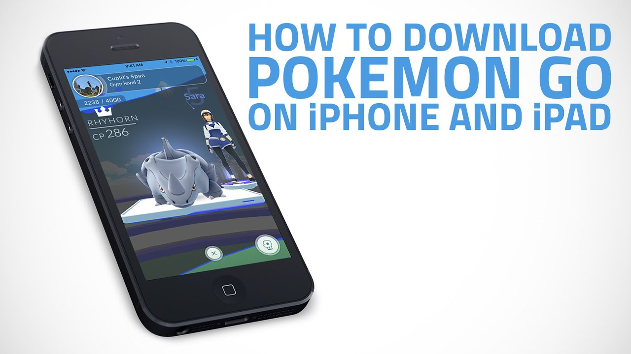 play pokemon on iphone go how to install and play on iphone 15872