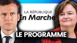 EUROPÉENNES - Le programme de la République En marche résumé (Nathalie Loiseau)