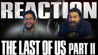 The Last of Us Part II - Release Date Reveal Trailer REACTION!!