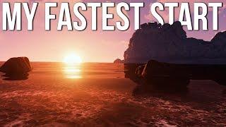 Rust - My Fastest Start