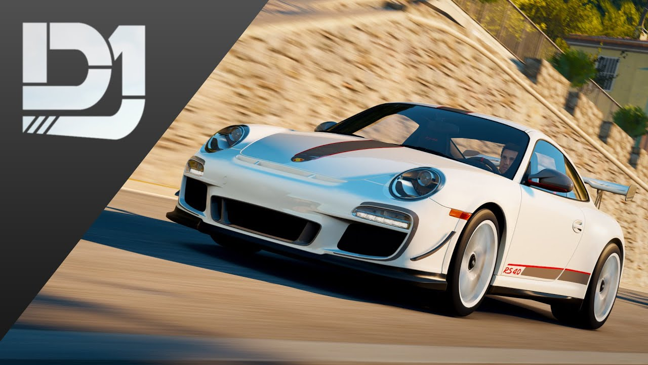 Forza Horizon 2 - Porsche Expansion - Bucket List #3 ...