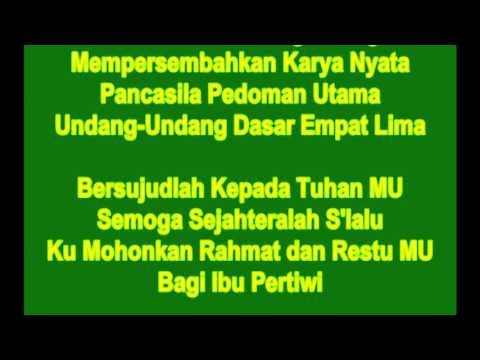 Hymne IIDI Text dan Lyric MP4 by IIDI Kota Kendari