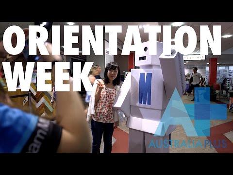 Orientation Week in Australia - Australia Plus