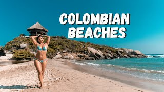 TOP BEACHES IN COLOMBIA (Selected by LOCALS)