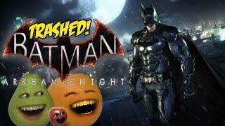 AO Gaming - Batman Arkham Knight TRAILER Trashed!!