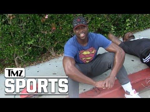 Dwyane Wade: Dinner with LeBron Is Risky   TMZ Sports