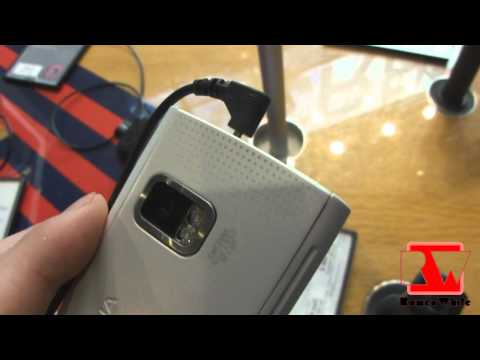 Знакомство с Nokia X6