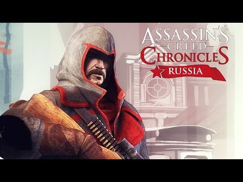 Assassin's Creed Chronicles Russia All Cutscenes (Game Movie)
