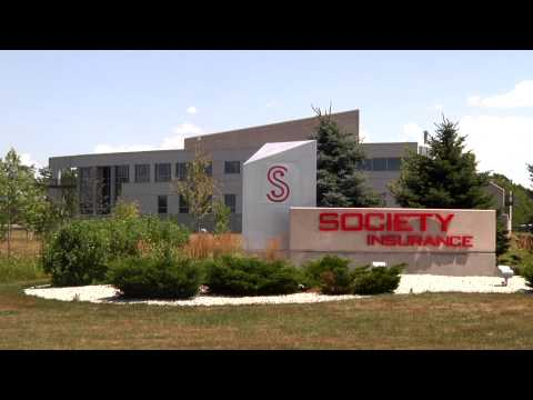 Society Insurance   082214 Info Video