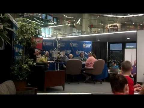 Video Of Ken And Colleen Broadcasting At CMN
