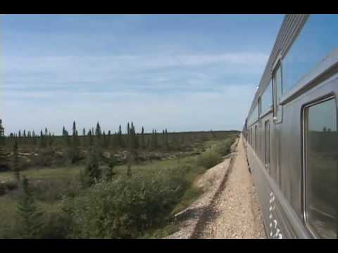 All Aboard the VIA Rail Train to Churchill, Manitoba