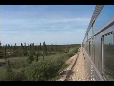 All Aboard The VIA Rail Train To Churchill, Manitoba