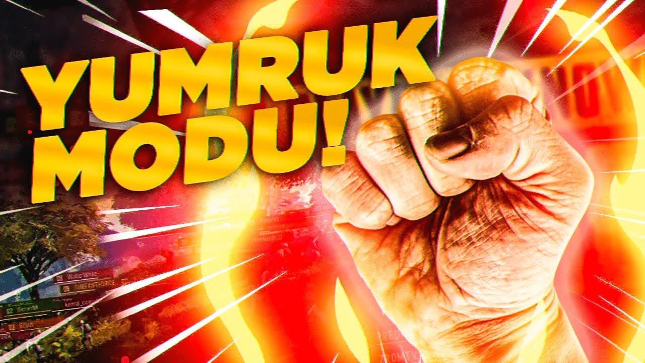 10 KİŞİLİK YUMRUK MODU! - #SUBGAMES