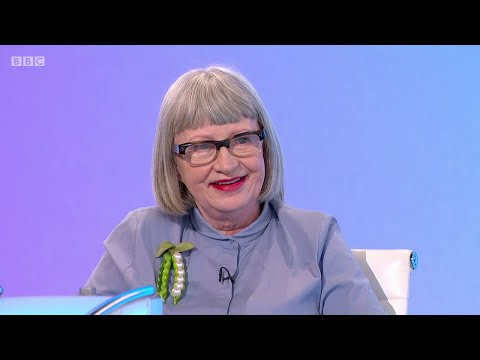 Did Esme Young Ride Around Topless On A Motorbike? - Would I Lie To You?