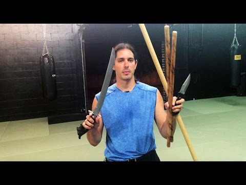 ESKRIMA - 1 Drill ALL Weapons!