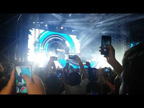 Alan Walker en El Salvador 25 - 05 - 18