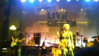 "Sixpence None The Richer - ""Ocean Size Love"", 9/30/10, Live on the Green, Nashville, TN"