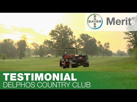 Bayer Merit Testimonial: Delphos Country Club