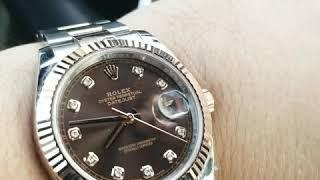 Rolex choco 42mm