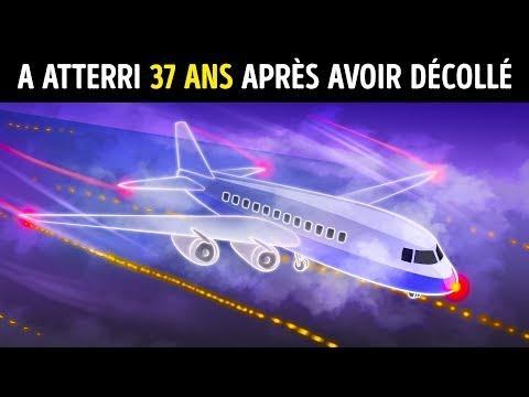 Un Avion a Disparu et a Atterri 37 Ans Plus Tard