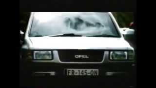 Anuncio Opel Frontera - 1998