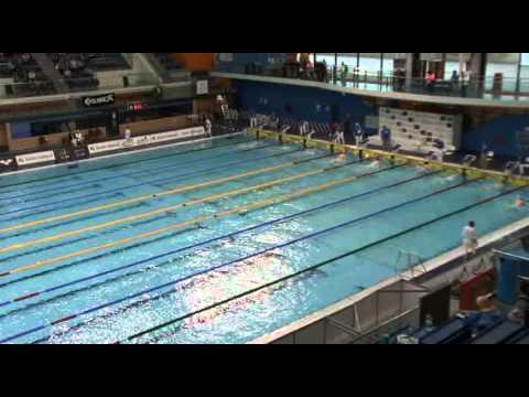 Men's 100 Meter Breaststroke A Final - YouTube