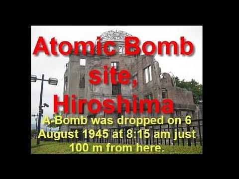 Hiroshima, Japan (Hypocentre)