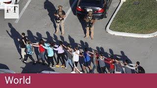 Florida school shooting leaves 17 dead