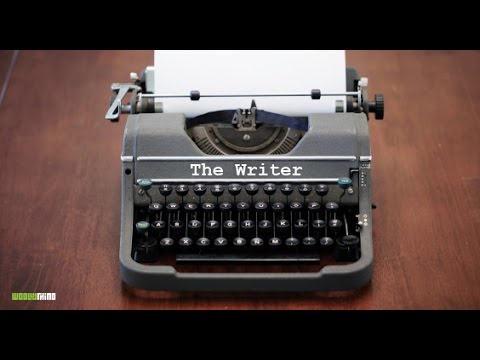 """""""The Writer"""" - A Short Film About Writer's Block [Sci-Fi]"""