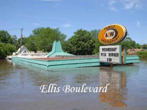 Cedar Rapids, Iowa Flood 2008