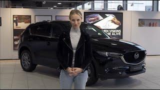 Vidéo: Mazda CX-5
