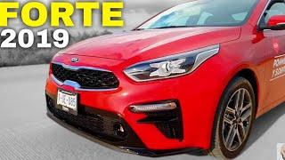 KIA FORTE 2019 ¡Estilo Premium, Precio Atractivo! Auto Compacto
