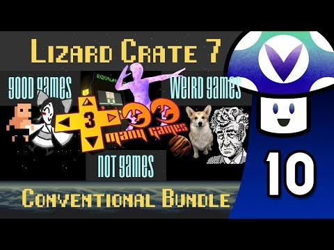 [Vinesauce] Vinny - The Lizard Crate #7: Too Many Games 3 ~Conventional Bundle~ (part 10)