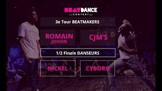 Download Video Beatdance Contest 2016 - 1/2 final Battle - (Nickel vs Cyborg - Romain Jovion vs CJM's) MP3 3GP MP4